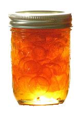 Mason jar canning