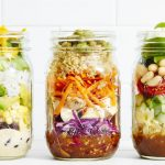 Practical mason jar meals